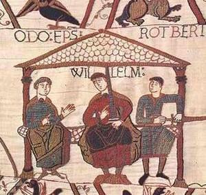 Robert, Count of Mortain & Duke of Cornwall