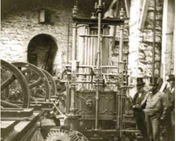 Harvey's Hayle  Foundry 1876