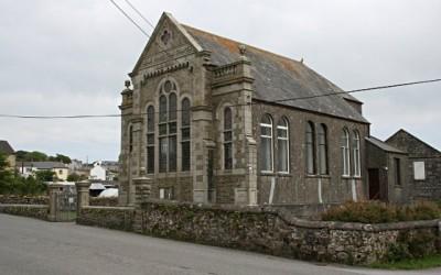 Methodist Chapel at Carnkie