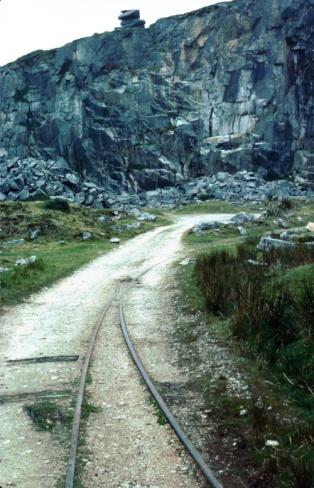 Liskeard and Caradon Railway, Cheesewring Quarry