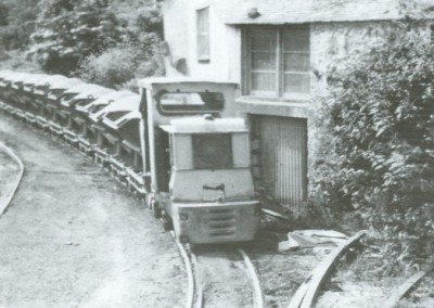Penlee Greenstone quarry railway