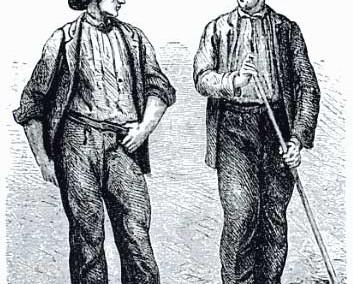 Cornish Copper Miners