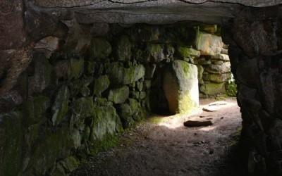 Inside the Fogou