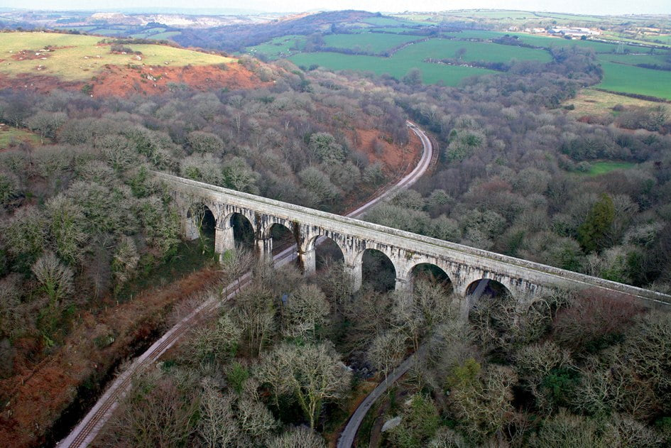 Treffry Viaduct closed to public on 11th and 12th May