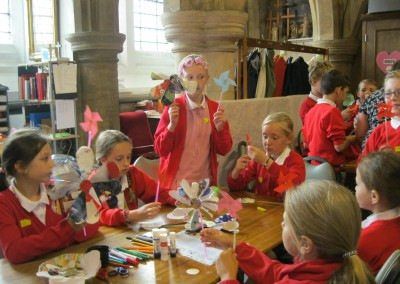 Lanner School trip to Truro Cathedral