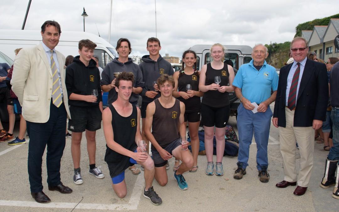 National Junior Gig Championships