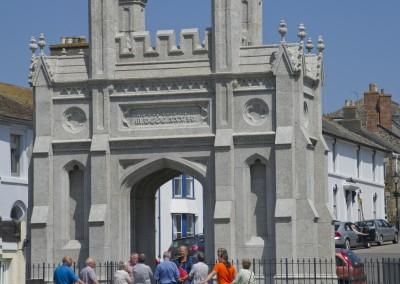 Grylls Monument Restoration