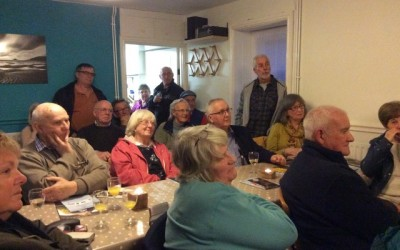 Bohemian Crantock Story Cafe