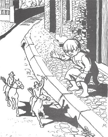Little Horsemen of Padstow