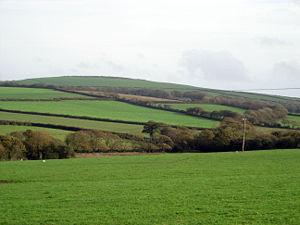 Castle an Dinas