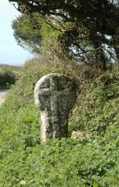 "Cornish ""celtic"" cross"