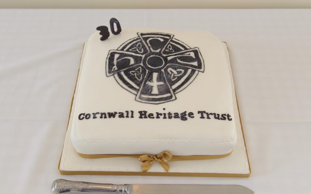 Cornwall Heritage Trust celebrates 30th Anniversary