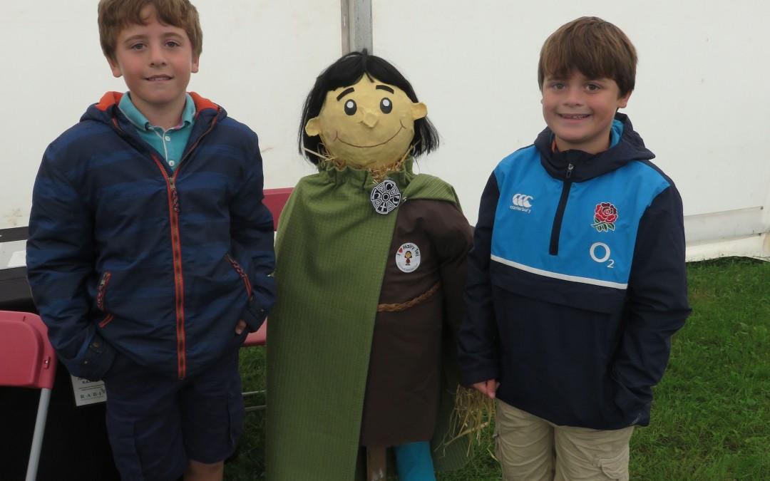 Introducing Hairy Tej at the Royal Cornwall Show 2016