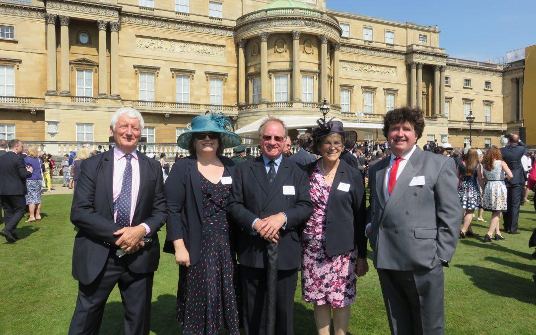 Patronage Garden Party at Buckingham Palace