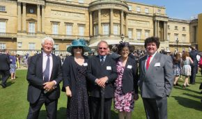 Patronage Garden Party at Buckingham Palace