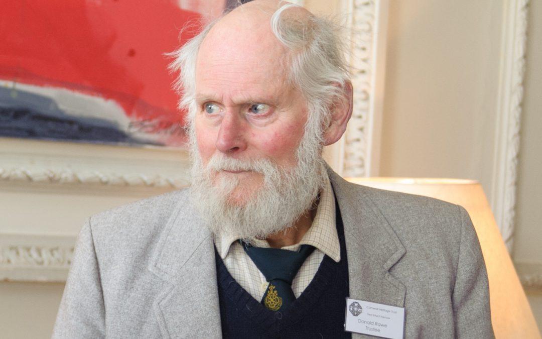 Donald Rawe