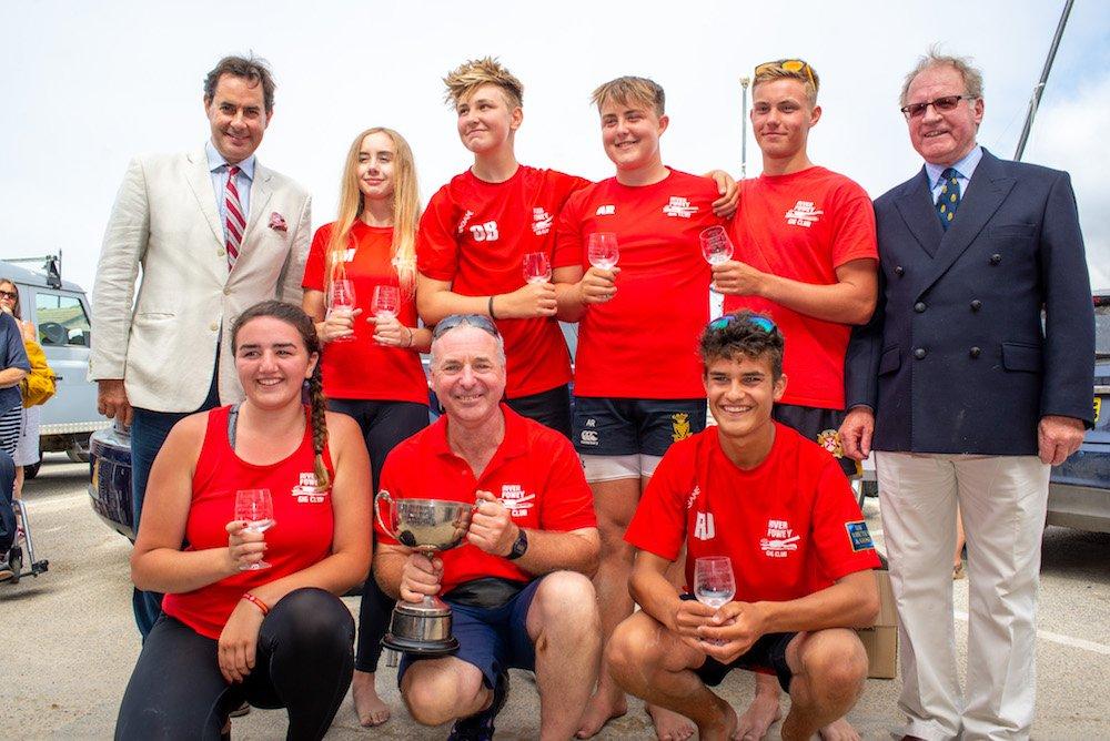 Junior Gig Championships at Newquay
