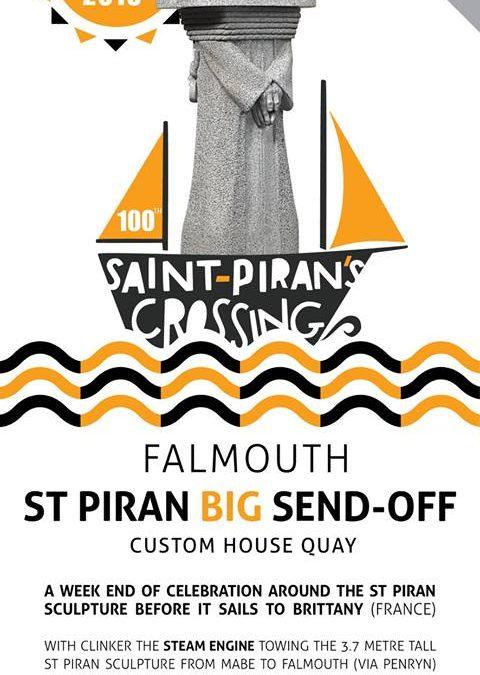 Tracing Granite – St Piran's Crossing