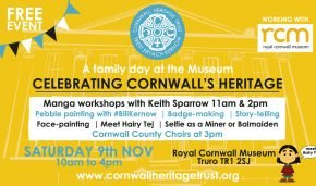 FREE Family Day at the Museum - Celebrating Cornwall's Heritage