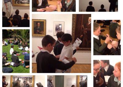 Perranporth School visit Penlee Museum