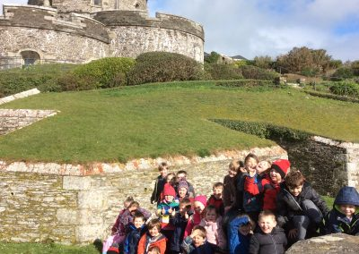 St Newlyn East Academy to St Mawes Castle