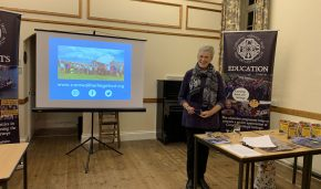 Well received talk at St Just and Pendeen Old Cornwall Society