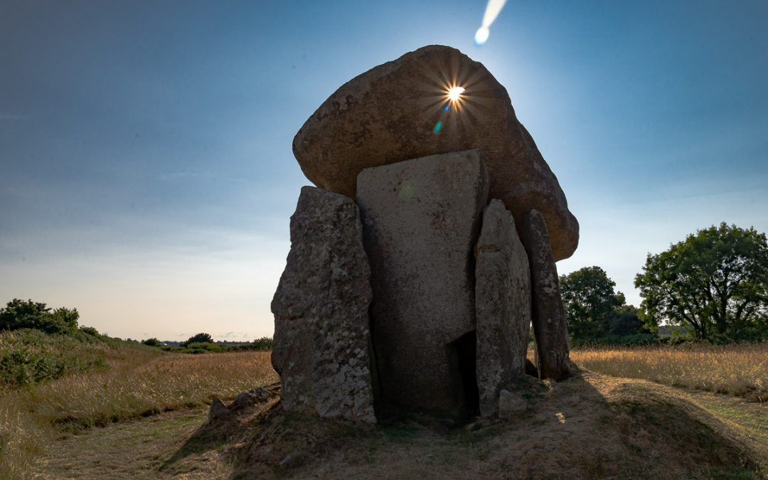 """Trethevy Quoit removed from the """"At Risk Register"""""""