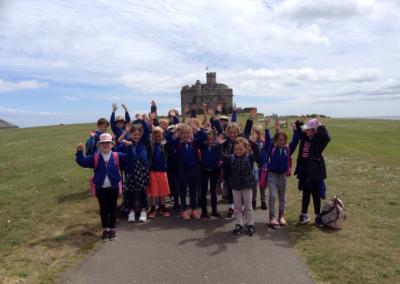 St Columb Major Academy visit Pendennis