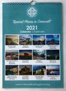 CHT Calendar 2021 Back cover