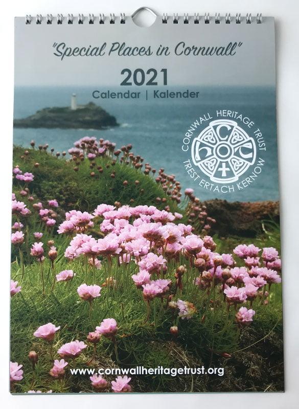 CHT Calendar 2021 Front Cover