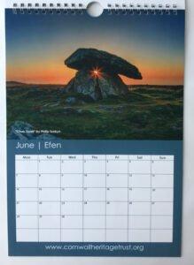 CHT Calendar 2021 June