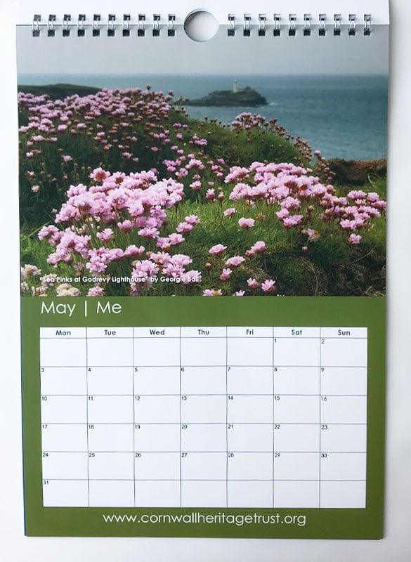 CHT Calendar 2021 May