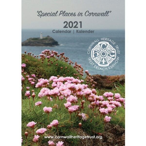 Cornwall Heritage Trust 2021 Calendar