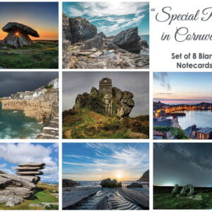 Special Places of Cornwall notecards