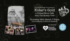 Virtual Story Cafe - Kolar's Gold with The Rowan Tree