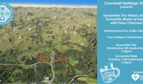 Dynamite! Story Cafe at Hayle Rugby Club